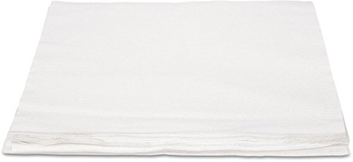 Guest Towels Hospitality - Boardwalk LRVDFBW Cloth/like Napkins/guest Towels, White, 16 X 16, 1000/carton