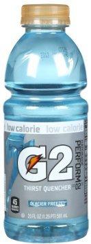 Gatorade G2 Glacier Freeze, 20.0 Oz. Bottle (24 Count)