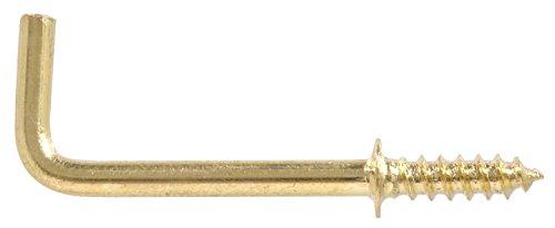 Brass Shoulder Hooks 1-1/2