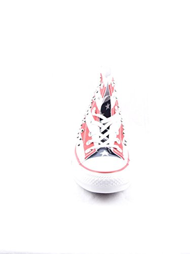 S81 White Garnet n Converse Scarpa Athletic 39 MainApps 160994C qEHnOT