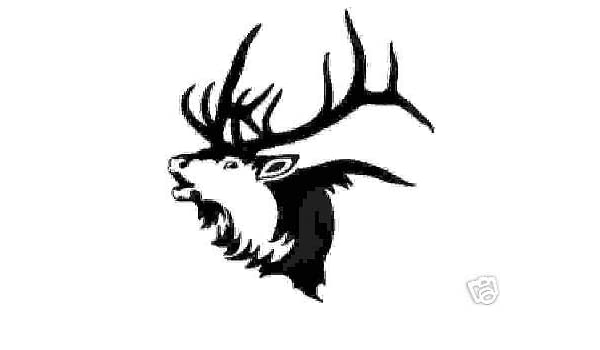 """Boats! Love Hunting Red Deer Heart 4/"""" Vinyl Decal Sticker Laptops Cars iPads"""