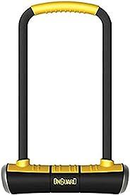 On-Guard Pitbull LS-8002 Keyed Shackle Lock, Black, 11.5 x 29.2 cm