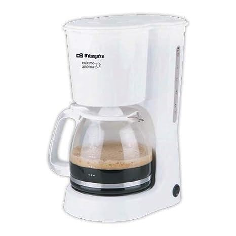 Cafetera de goteo ORBEGOZO CG4023B | ORBEGOZO 10-12 tazas
