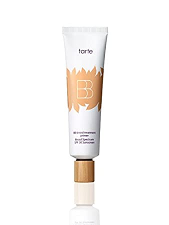 Amazon.com : Tarte BB Tinted Treatment 12-Hour Primer Broad Spectrum ...