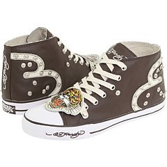 Ed Hardy Mens Leather - 8