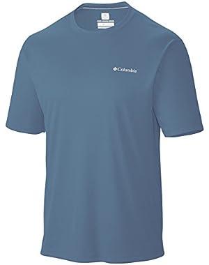 Men's Zero Rules Short Sleeve Shirt - Big Sizes