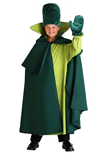 Kids Green Guard Costume -