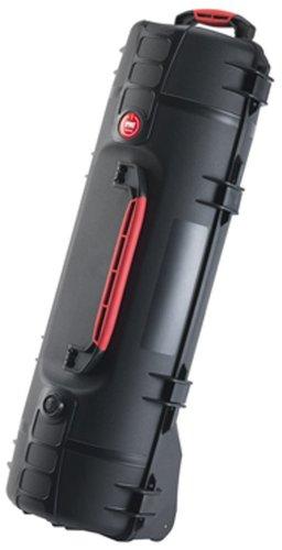 HPRC 6300w Series Wheeled Hard Case with Cubed Foam HPRC6300WF (Black)