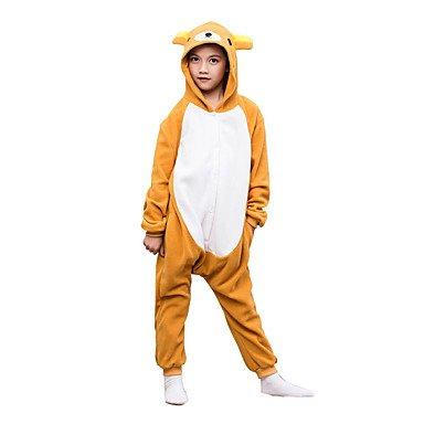Pijamas Oso Leotardo/Pijama Mono Festival/Celebración Ropa de Noche de los Animales Halloween