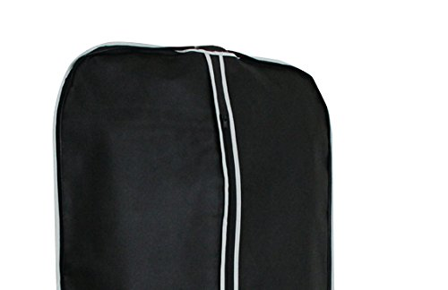 huaneinei Men Women's Clothes Suit DressStorage Folding Cover Bag Garment Bag (39 in) by huaneinei (Image #4)