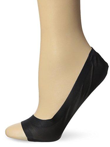 HUE Womens Perfect Edge Peep Toe Liners (Pack of 3)