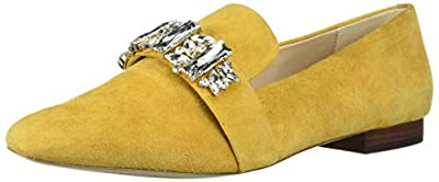 Karl Lagerfeld Paris Women's Nyra Loafer Flat