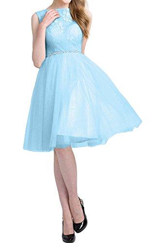 TOSKANA BRAUT - Vestido - para mujer azul claro