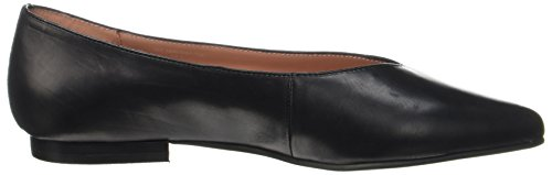 Marc O'Polo Women's Ballerina 70714003001110 Closed Toe Ballet Flats Schwarz (Black) FcK8MYa