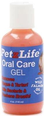 PetzLife Oral Care Gel w/Salmon Oil