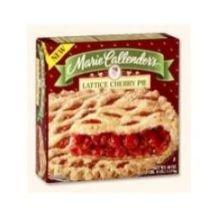 Marie Calenders Lattice Cherry Fruit Pie, 40 Ounce -- 6 per case.
