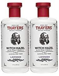 Thayers Lavender Aloe Witch Hazel Toner