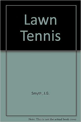 Free A Certification Books Download Lawn Tennis Pdf Djvu Fb2