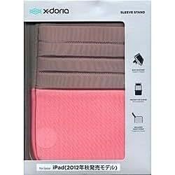 Pl?tano Raster X-doria SleeveStand para iPad Mini PK (jap?n importaci?n)
