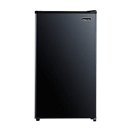 Magic Chef MCUF3S2 3.0 cu. ft. Upright Freezer in Stainless Steel MC Appliance Corporation