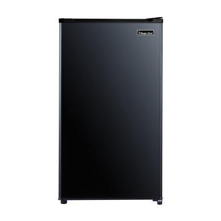 Magic Chef MCAR320B2 3.2 cu ft Compact All Refrigerator, Black