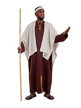 DISBACANAL Disfraz de Hebreo Adulto - Único, XL: Amazon.es ...
