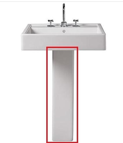 Porcher 21970 00.001 Porcher Solutions Square Pedestal, White