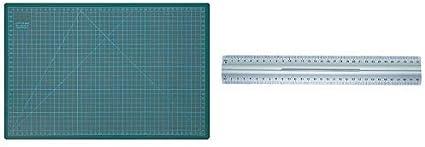 WEDO Lineal Transparent 30 cm Set 20 cm
