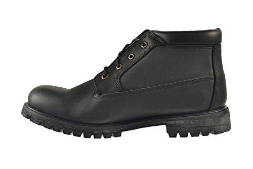 Boots Waterproof Black 23060 Men's Timberland Chukka 8aTUqBqw