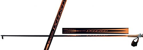 Yoko 7100 100% High-Strength Carbon Cross-Country Ski Poles, 165cm (65'') by Yoko
