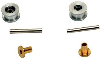 EF Belt Guide Pulleys, Front - Cypher