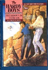 book cover of Breakdown in Axeblade