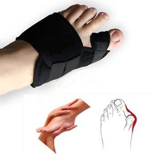 2pcs Comfortable Day & Night Big Toe Shaping Bunion Splint Straightener Foot Pain Relief Hallux Valgus Corrector Protector Spreader Bunion Aid System for Left and Right Foot Medical System