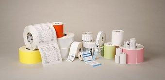 Zebra Technologies 05555BK04045 5555 Enhanced Wax/Resin Ribbon, 1.57