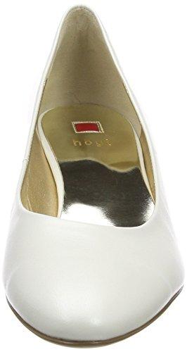 Högl 5-10 4003 0300, Scarpe con Tacco Donna Bianco (Perlweiß)