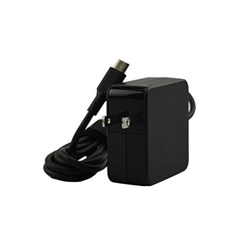 Nicpower Type-C Charger Compatible with Asus ZenBook 3 UX390 UX390U UX390UA UX390UA-XH74-BL Laptop/Ultrabook;Portable AC Wall Charger Power Supply Adapter Cord
