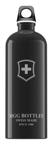 Sigg Swiss - SIGG (Sig) Swiss emblem 1.0L Black 50 254 (japan import)