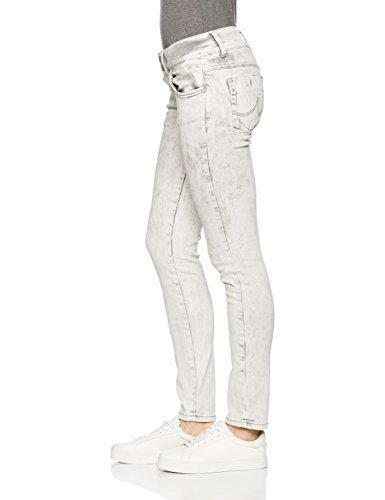 51095 Grau Wash grau Ltb diamente Molly Slim Donna Jeans wqvB70I8