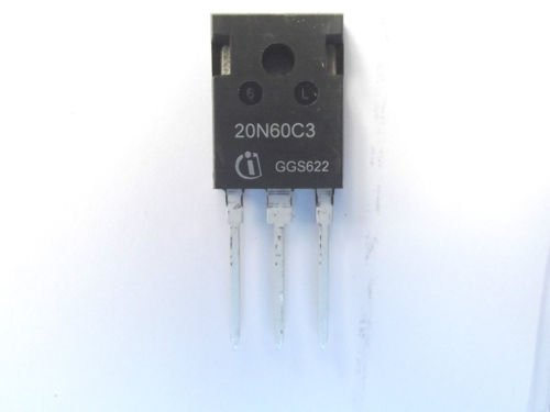 5pz IRF3205 IRF 3205 Power MOSFET Wafer Copper Resina di Silicio