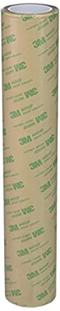 3M Adhesive Transfer Tape 468MP, 5 Mil (Multiple Sizes)