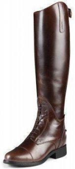 ARIAT Damen Reitstiefel BROMONT Tall H2O Stiefel, schwarz, 4.5 (37.5), Höhe:43cm/Wade:38cm