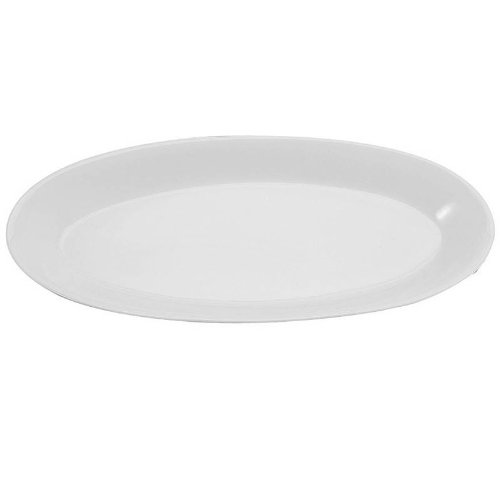 nch Oval Fish Serving Platter, White (16 Inch Oval Serving Platter)