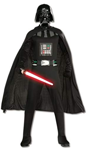 Rubie's Star Wars Complete Darth Vader, Black, Standard -