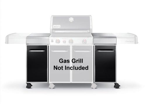 Amazon.com : Weber 7591 Genesis Island Cabinetry : Outdoor Grill ...