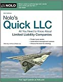 img - for Nolo's Quick LLC 6th (sixth) edition Text Only book / textbook / text book