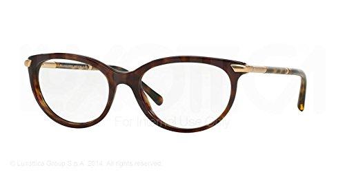 Burberry Women's BE2177 Eyeglasses Dark Havana 53mm