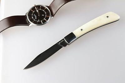 Kizlyar KK0164 Gent AUS-8 Russian Made Titanium Tactical Knife, Black from CAS HANWEI :: Combat Knife :: Tactical Knife :: Hunting Knife :: Fixed Blade Knife :: Folding Blade Knife
