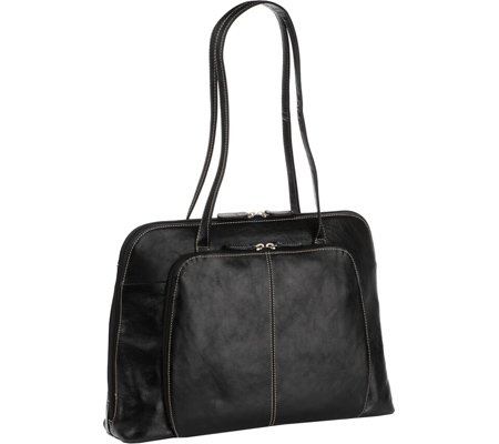buxtonr-euro-tote-genuine-leather-16-7-8w-x-5d-x-12-3-8h-black