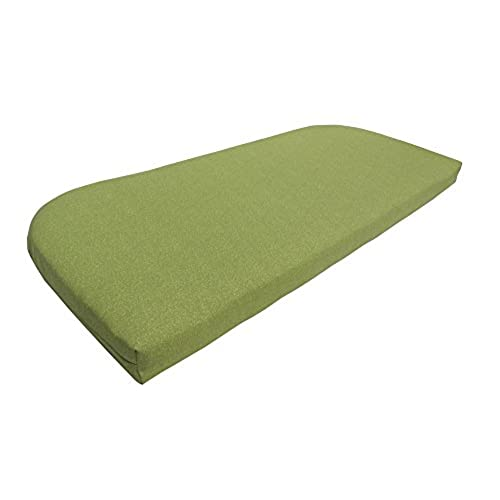 Genial Bossima Indoor/Outdoor Green/Grey Piebald Bench U0026 Loveseat Cushion,Spring/Summer  Seasonal Replacement Cushions.