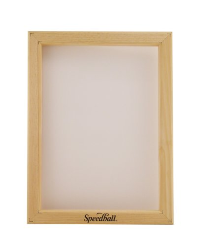 amazon com speedball 16 inch by 20 inch screen printing frame arts